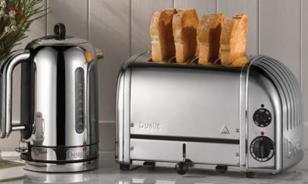 Brug køkkenmaskiner i din indretning